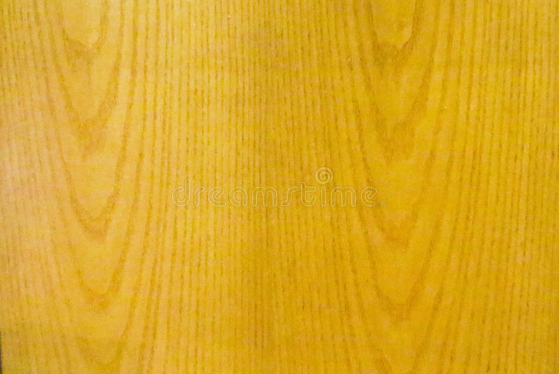 Pared de madera real del color marrón claro fotos de archivo libres de regalías