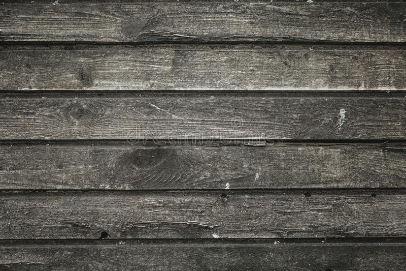 Pared de madera sucia vieja fotografía de archivo
