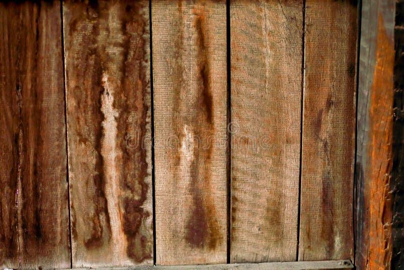 Pared de madera vieja fotografía de archivo libre de regalías