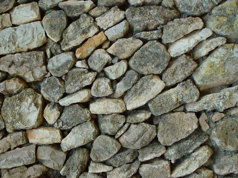 Pared De Piedra Imagen de archivo
