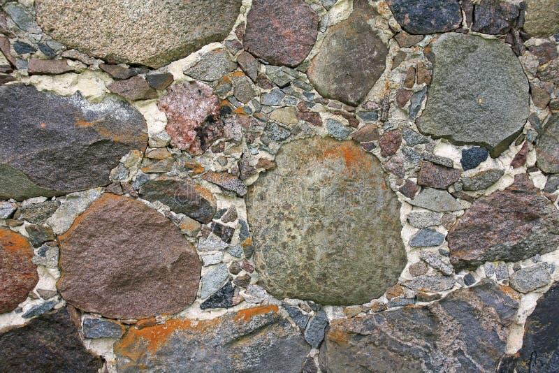 Download Pared de piedra foto de archivo. Imagen de exterior, marrón - 42439806