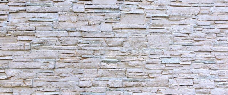 Pared de piedra artificial blanca foto de archivo imagen - Pared de piedra artificial ...