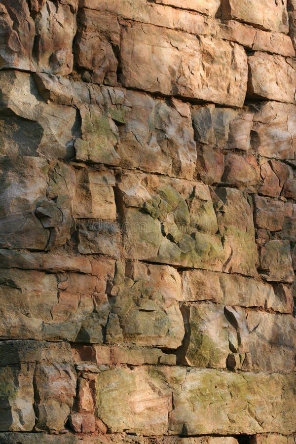 Download Pared de piedra colorida foto de archivo. Imagen de marrones - 192520
