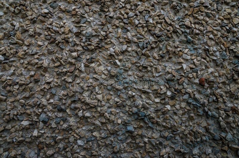 Pared de piedra gris para el fondo foto de archivo libre de regalías