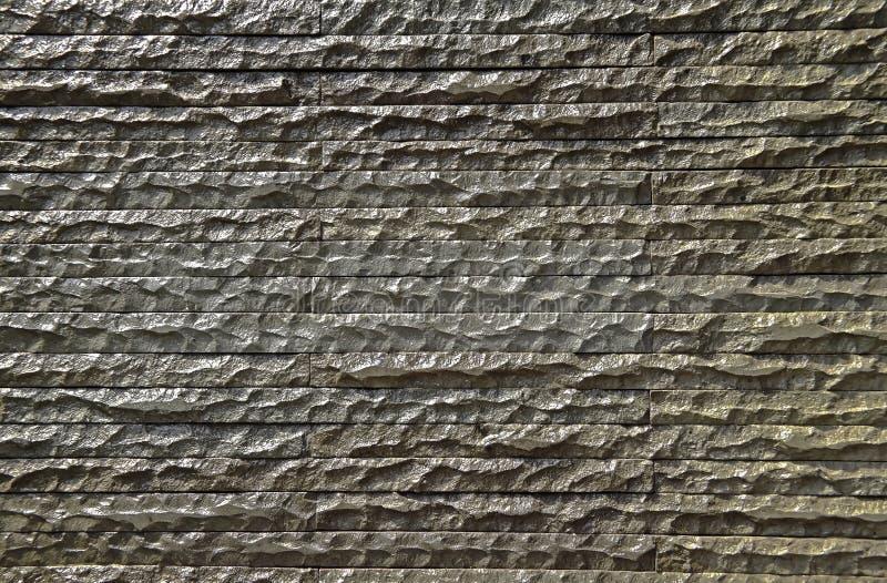 Pared de piedra natural fotografía de archivo libre de regalías