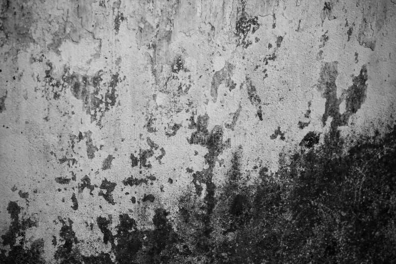 Pared decaída texturizada bacground del Grunge stock de ilustración