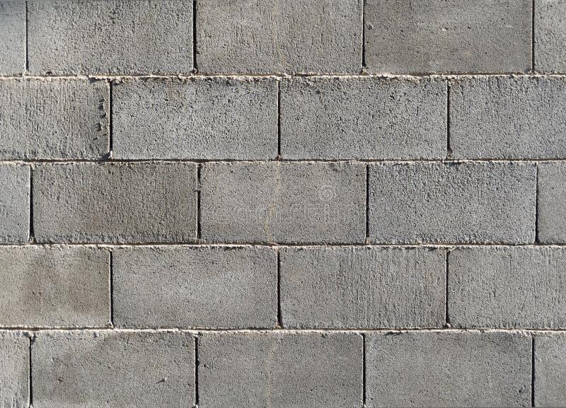 Pared del bloque de cemento foto de archivo imagen de - Paredes de cemento ...