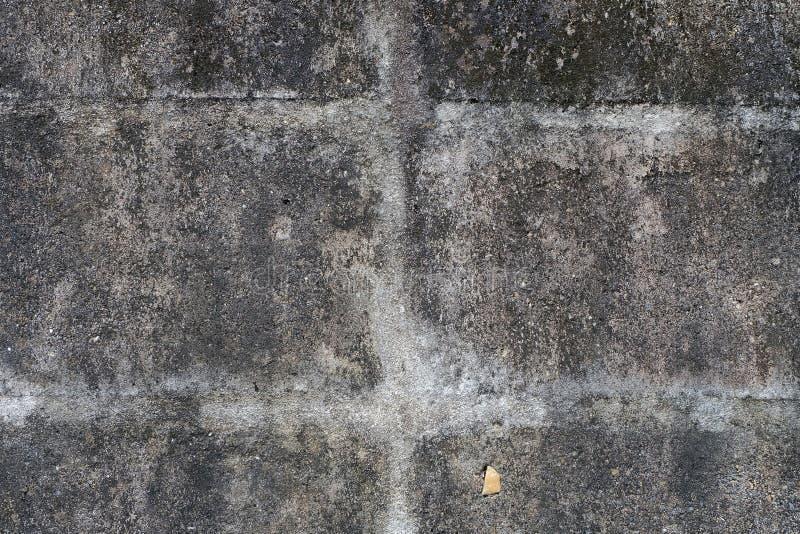 Pared del cemento fotografía de archivo
