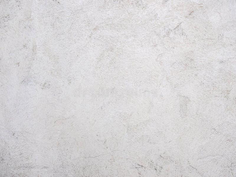 Pared del cemento blanco fotografía de archivo