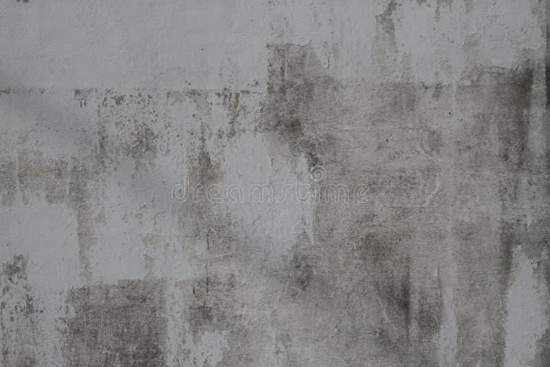 Pared del cemento de la textura del Grunge imágenes de archivo libres de regalías