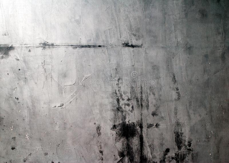 pared del cemento del Desván-estilo fotografía de archivo libre de regalías