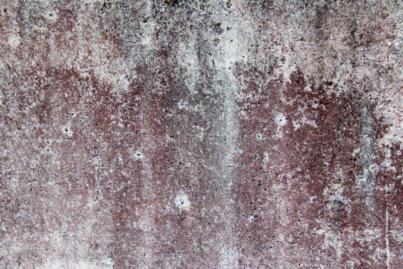 Pared del hormigón y del ladrillo con textura del yeso foto de archivo