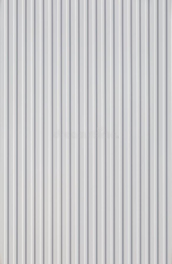 Download Pared del metal blanco foto de archivo. Imagen de arte - 41905080