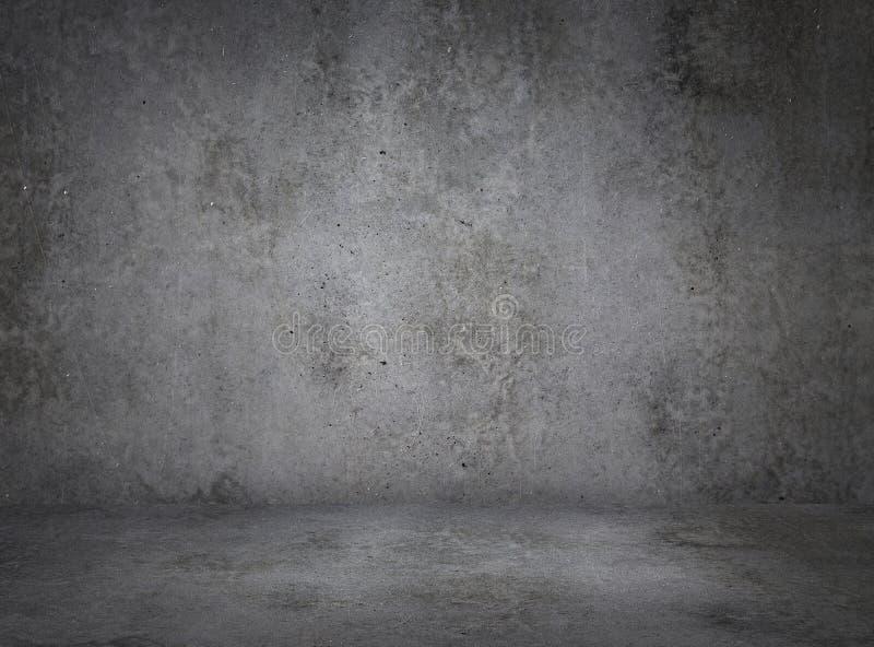 Pared gris imágenes de archivo libres de regalías