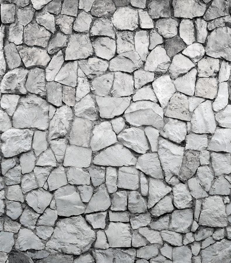 Pared gris de la roca imagenes de archivo