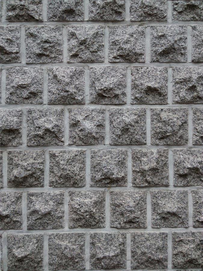 pared gris del ‹del rock†imagen de archivo libre de regalías