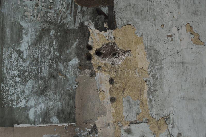 Download Pared sucia imagen de archivo. Imagen de agrietado, construcción - 42433475