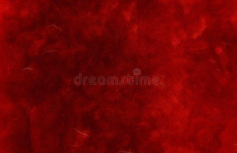 Pared textured roja foto de archivo libre de regalías
