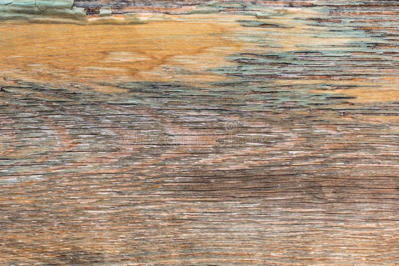 Pared texturizada grunge de madera del vintage foto de archivo
