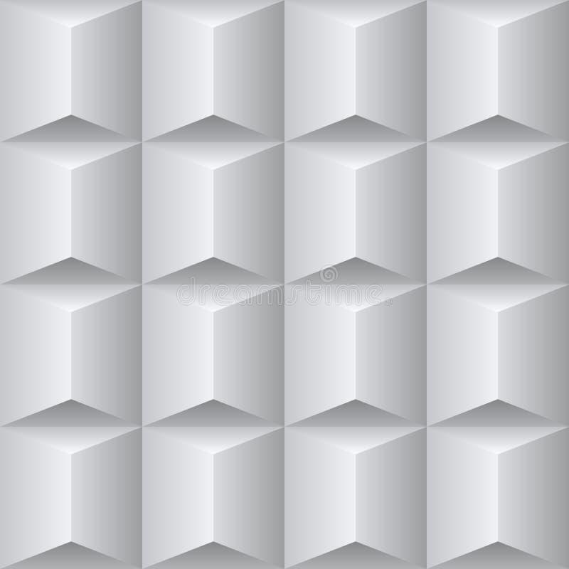 Pared texturizada inconsútil ilustración del vector