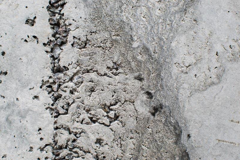 Pared vieja de la textura del cemento fotografía de archivo