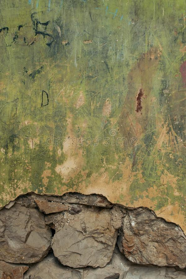 pared vieja de viejas épocas imagen de archivo libre de regalías