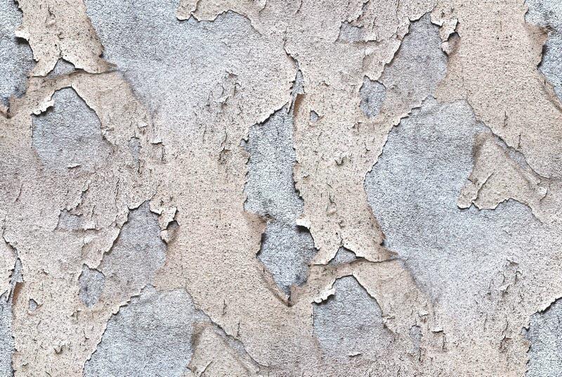 Parede branca - textura do grunge ilustração royalty free
