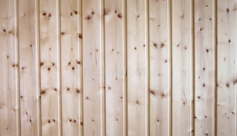 Parede da madeira da sauna fotos de stock royalty free