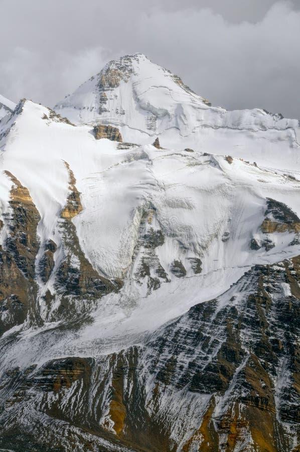 Parede da montanha em Tajiquistão imagem de stock