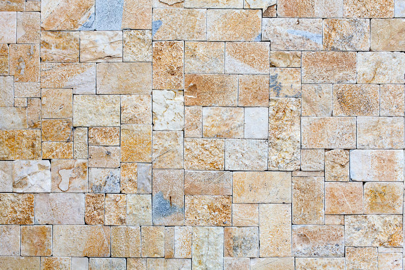 Parede da pedra natural fotografia de stock