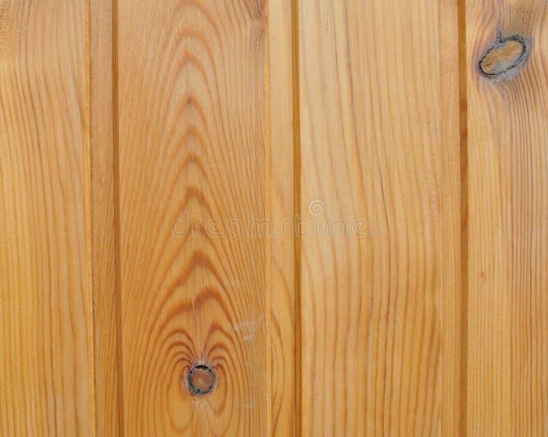 Parede da placa de madeira foto de stock