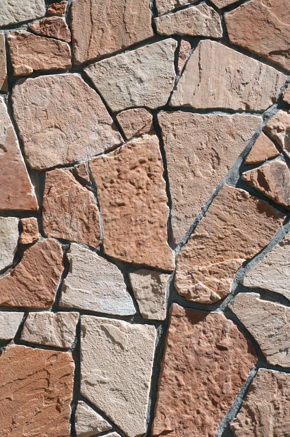 Download Parede da rocha foto de stock. Imagem de irregular, fundo - 16861180