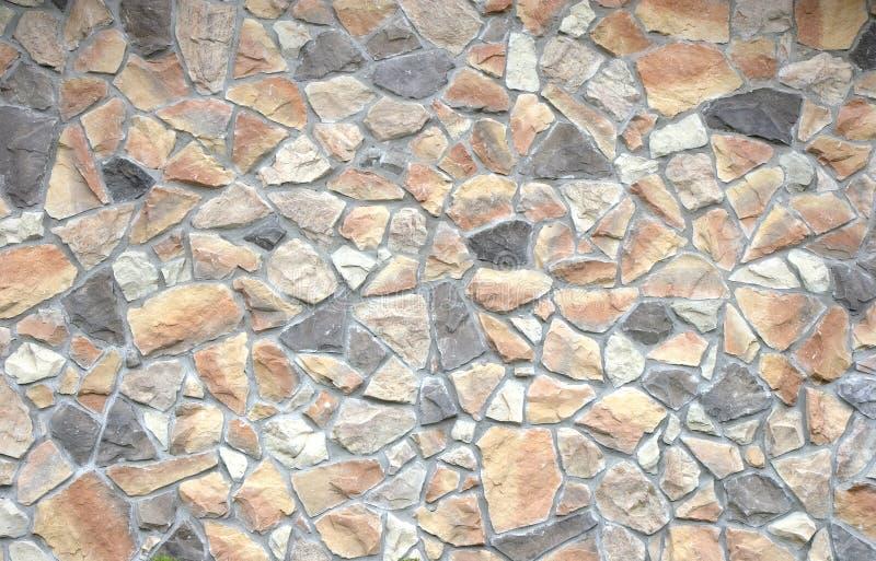 Parede de alvenaria de pedra fotos de stock