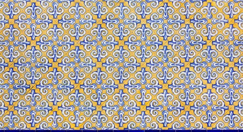 Parede de Azulejos fotografia de stock royalty free