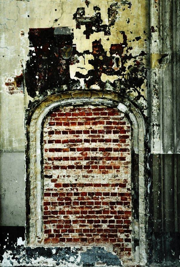 Download Parede de Grunge imagem de stock. Imagem de casa, interior - 10052897
