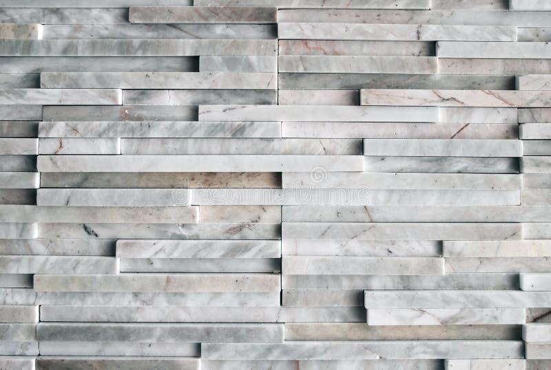 A parede de mármore moderna fotos de stock royalty free
