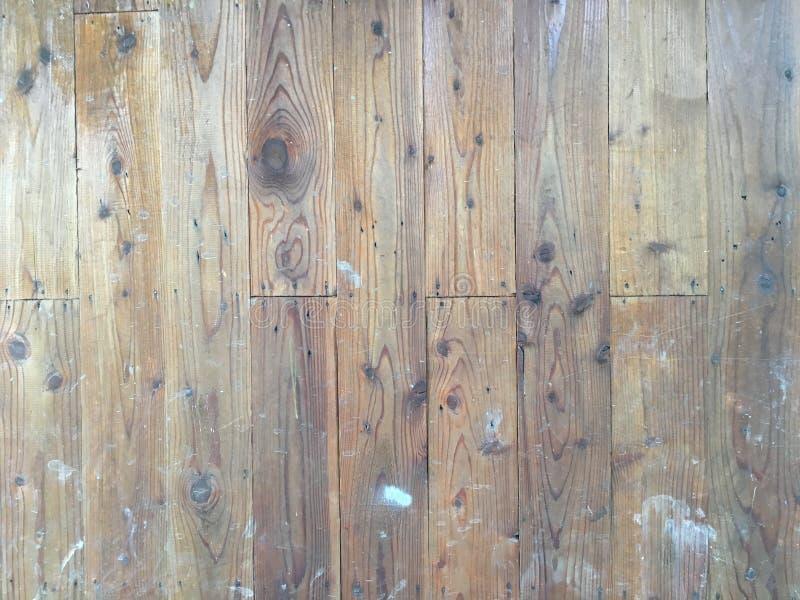 Parede de madeira fotografia de stock royalty free