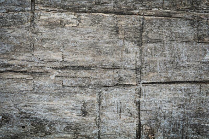Parede de madeira resistida velha imagem de stock royalty free