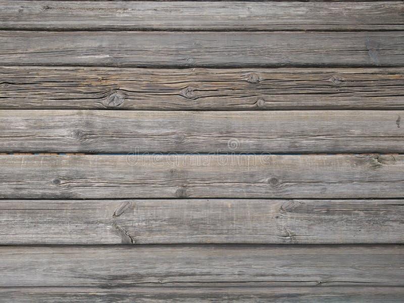 Parede de madeira velha da natureza fotografia de stock