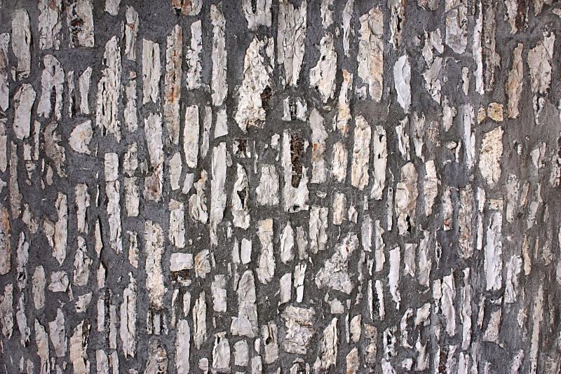 Download Parede de pedra foto de stock. Imagem de material, áspero - 10055790