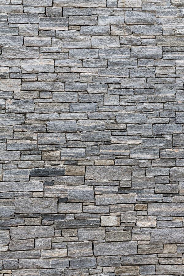 Parede de pedra - aspecto vertical imagem de stock royalty free