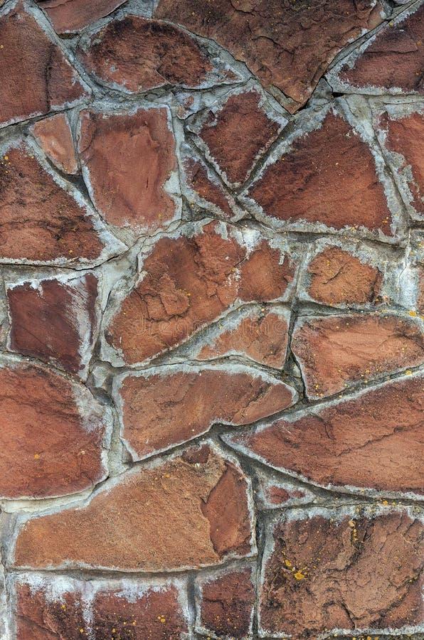 Download Parede De Pedra Com Blocos Grandes Para O Uso Do Fundo Imagem de Stock - Imagem de material, castelo: 107526203