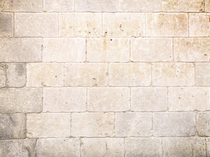 Parede de pedra do bloco fotografia de stock royalty free
