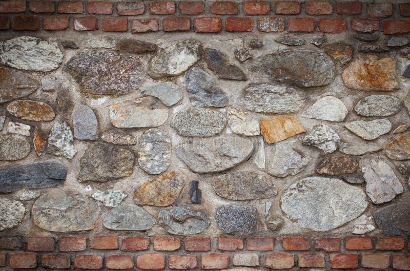 Parede de pedra velha imagens de stock royalty free