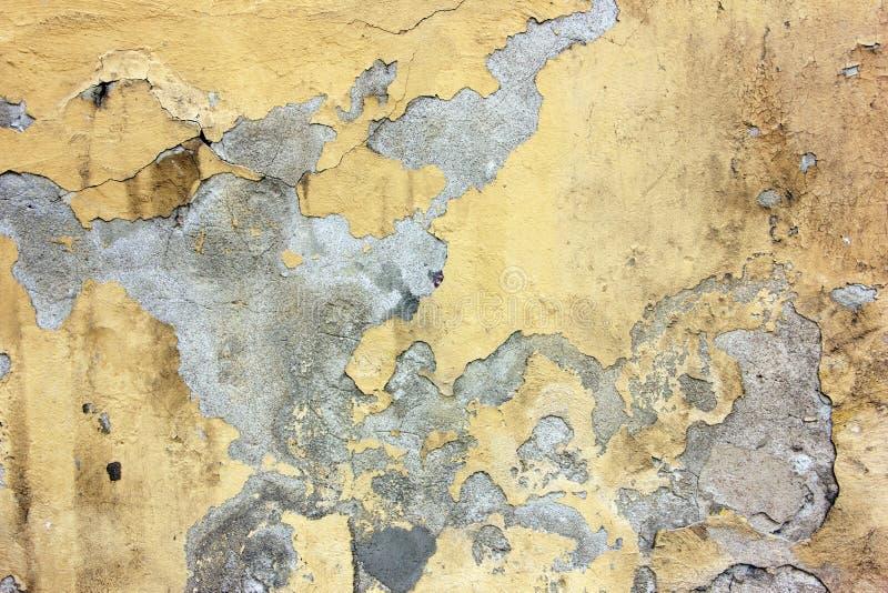 Parede de pedra velha ilustração do vetor