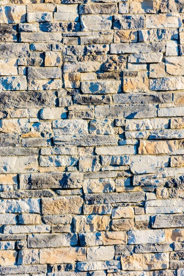 Parede de rochas diferentes imagem de stock royalty free