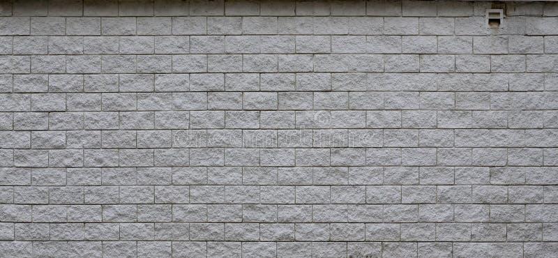 Parede de telhas leves da textura, estilizado na aparência como um tijolo Um dos tipos de decoratio da parede imagens de stock royalty free