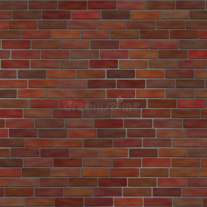 Parede de tijolo ilustração royalty free