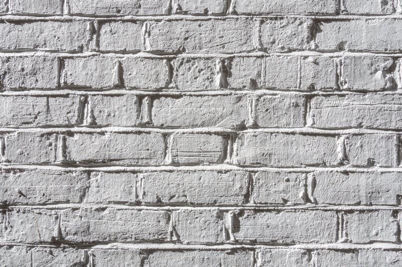 Parede de tijolo branca imagem de stock royalty free