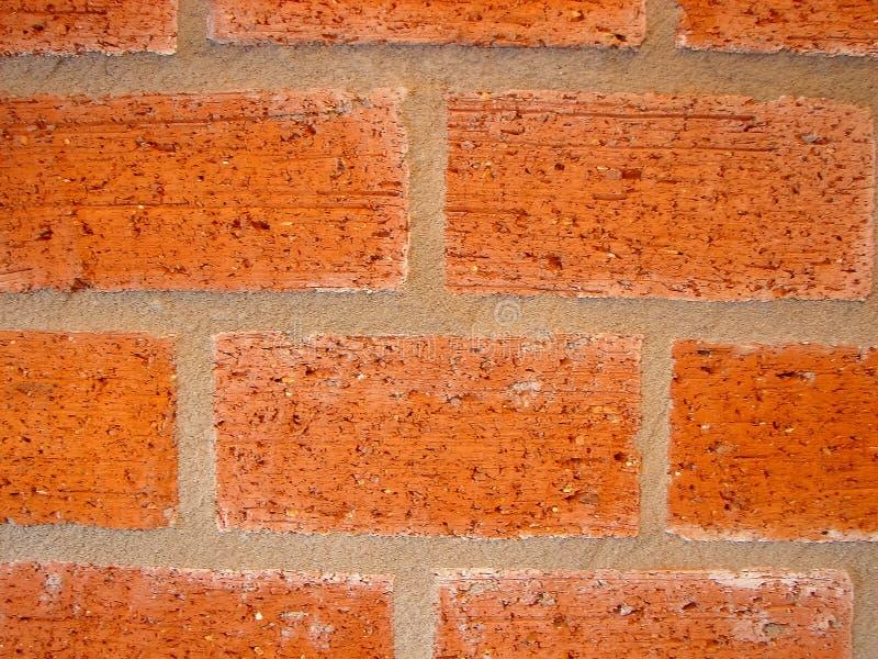Parede de tijolo nova imagem de stock